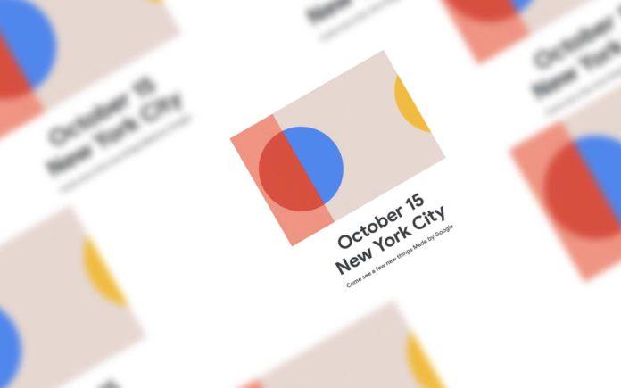 Google Pixel 4 arriva il 15 ottobre