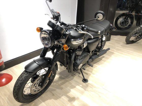 GPO e Triumph assieme nel nuovo flagship store a Milano