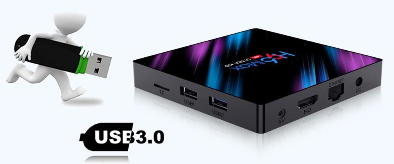 H96 Max, l'Android Box con supporto 4K e HDR da 26,99 euro