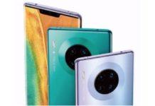 Huawei Mate 30 Pro e Mate 30 arrivano il 19 settembre