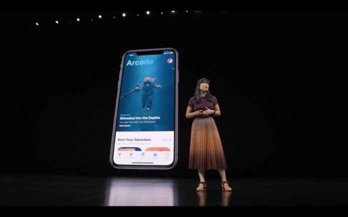 Apple Arcade: da 19 settembre a 4,99 dollari