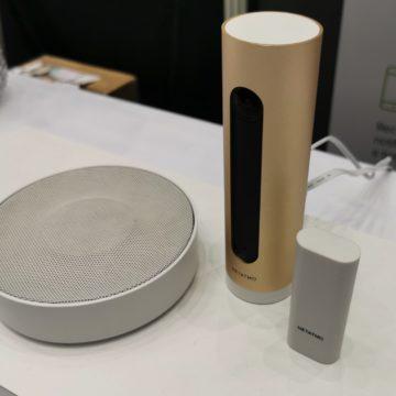 Netatmo aggiunge Tag e Sirena a Presence e crea il suo Sistema di Allarme Video lntelligente