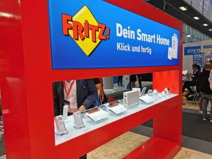 IFA 2019, le novità di AVM per WiFi 6, 5G e smart home