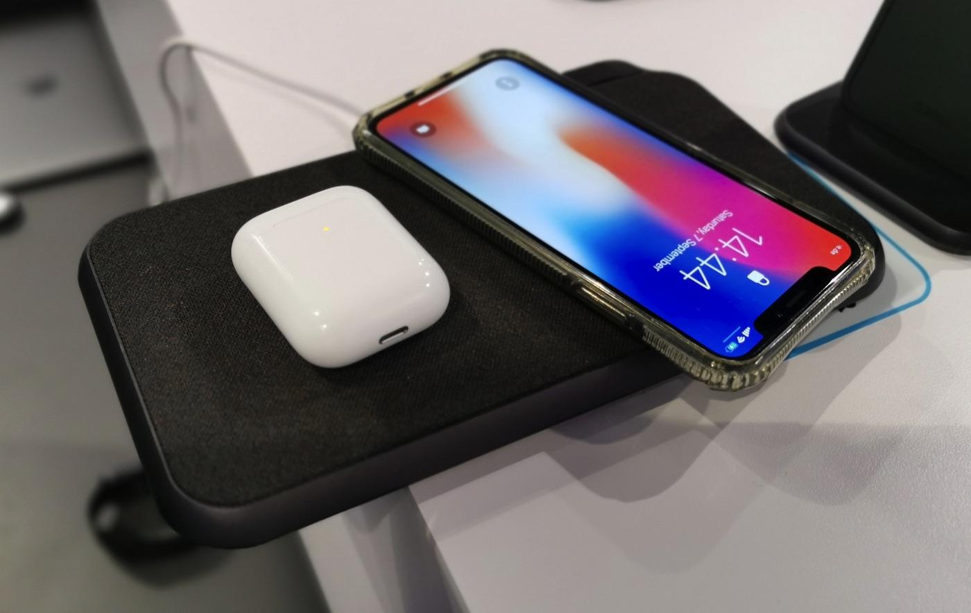 Caricatori wireless Zens per iPhone, Airpods, Apple Watch a 16 bobine o con Lightning a IFA 2019