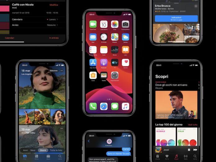 Come aggiornare iPhone a iOS 13