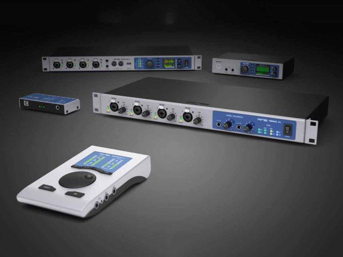 Le interfacce audio USB di RME compatibili con macOS Catalina