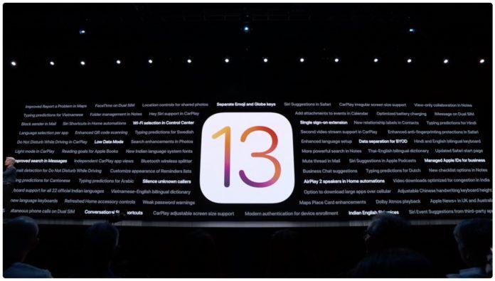 iOS 13 spaventa gli sviluppatori di app di messaggistica