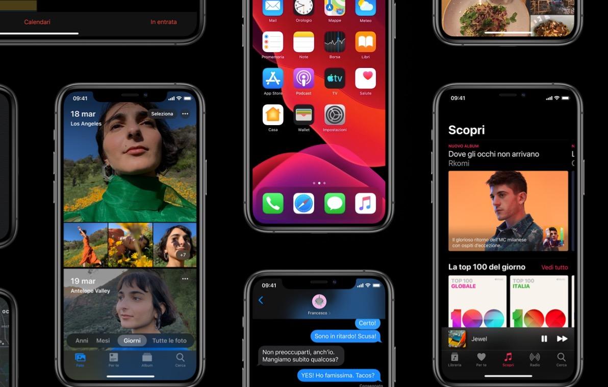 a che ora esce iOS 13