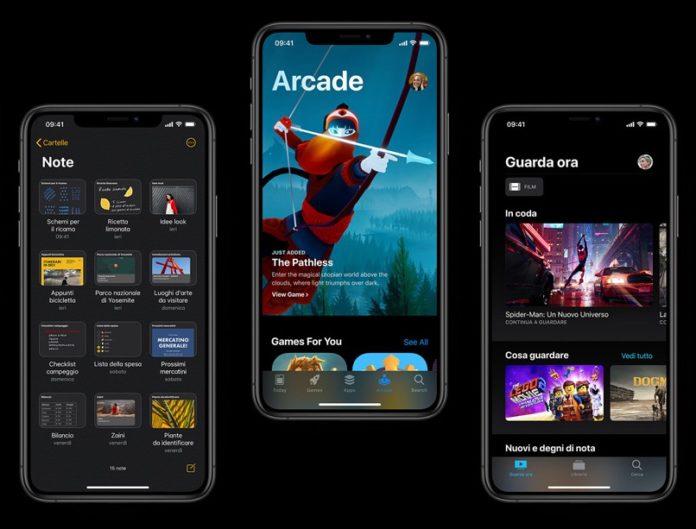 Cinque cose da provare subito con iOS 13