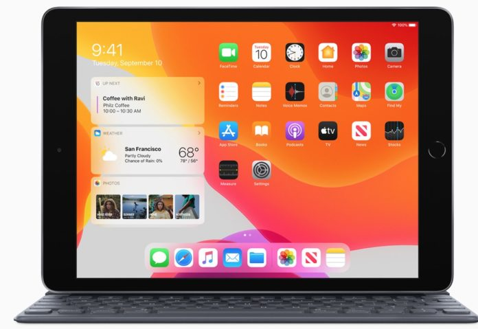 iPad 10,2 è in anticipo: spedizione già da domani