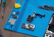 Lo smontaggio iPhone 11 Pro Max rivela batteria a L più spessa e pesante