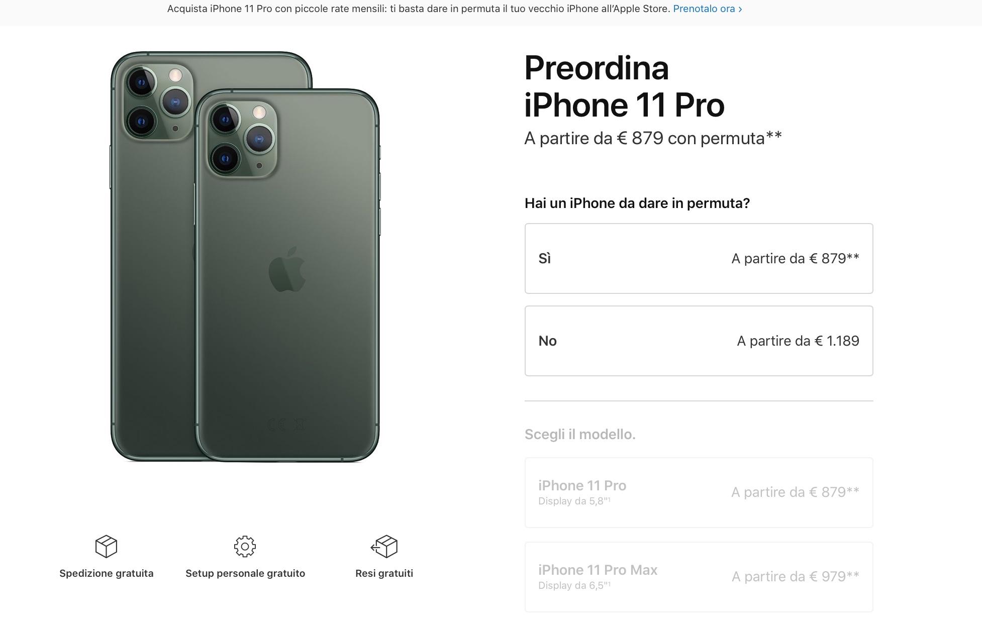 iPhone 11 Pro, tutte le novità e i dettagli