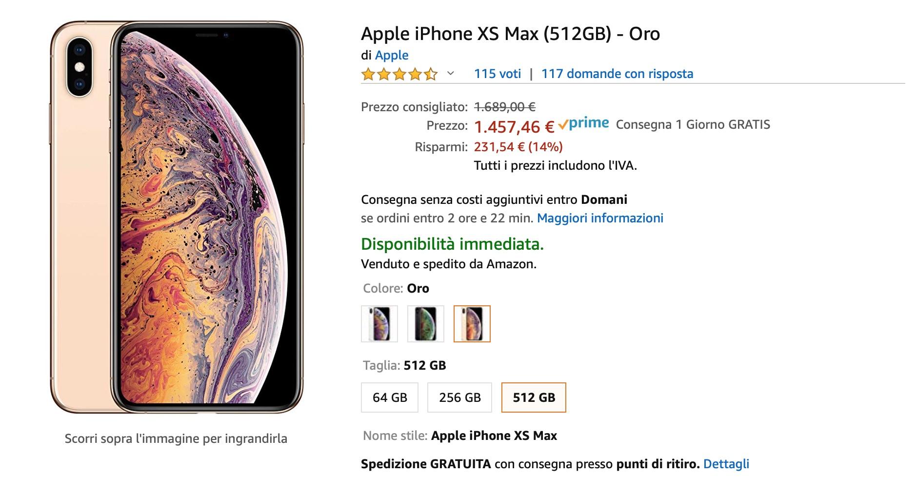 """Amazon, week end con prezzi """"fuori di testa"""" sul mondo Apple: tutte le migliori offerte una per una"""
