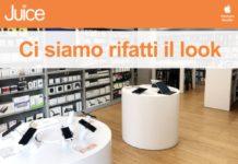 Juice Milano San Gottardo riapre con tre giorni di sconti e prezzi speciali
