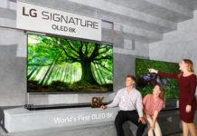 A IFA 2019 LG annuncia il lancio dei primi TV OLED eNanoCell 8K