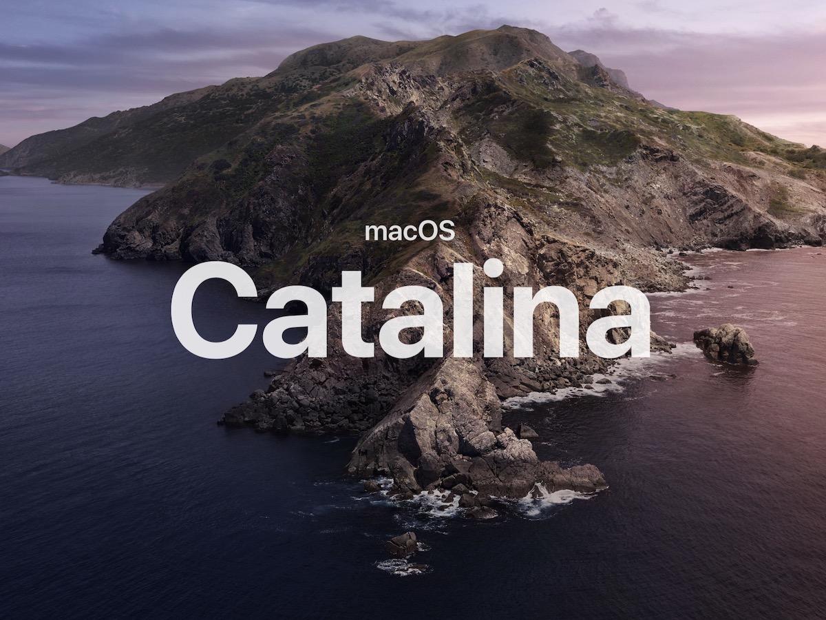 macos 10.16 nomi - macos 10.15 Catalina