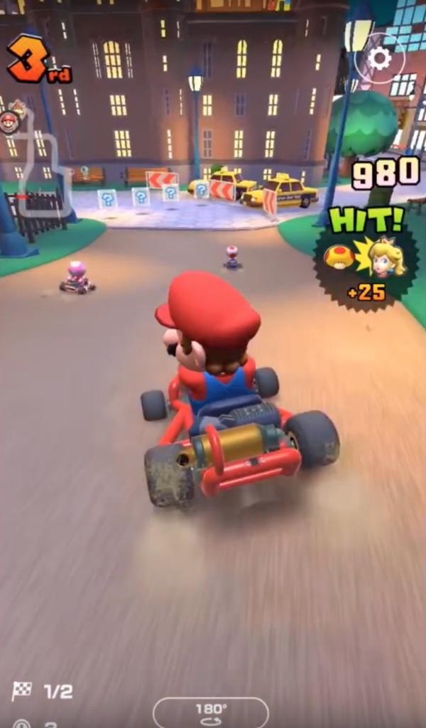 Mario Kart Tour disponibile, gusci e frenesia corrono su iPhone e Android