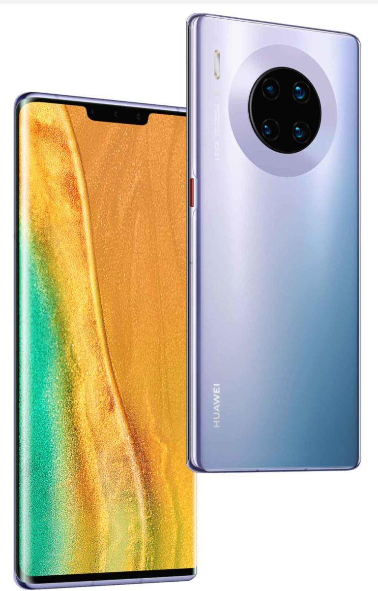 In attesa delle prove con iPhone 11, primo posto nella nella classifica DXOmark per Huawei Mate30 Pro