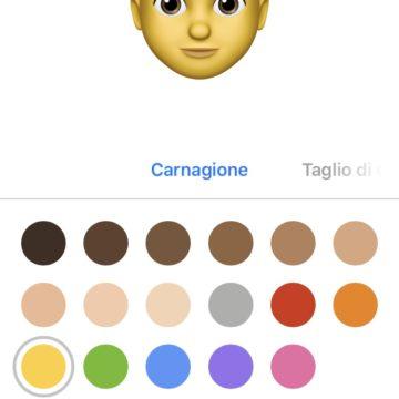 Come funzionano le Memoji di iOS 13 da iPhone 6s in poi
