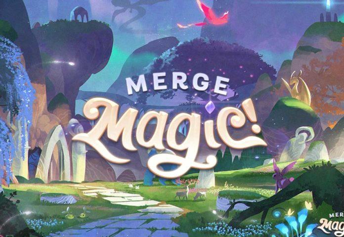 Zynga Merge Magic! è un nuovo ed enigmatico gioco di avventura per iOS e Android