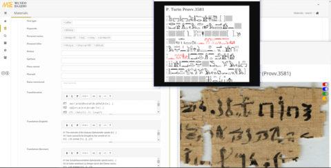 I papiri del Museo Egizio di Torino approdano online