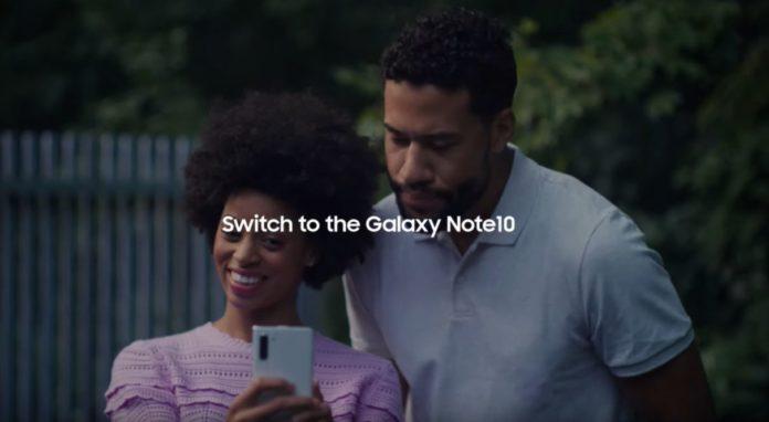 Ecco come Samsung vi convince che Note 10 è meglio di iPhone 11 Pro
