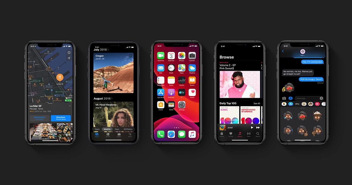 Oggi esce iOS 13; i 10 motivi per aggiornare iPhone
