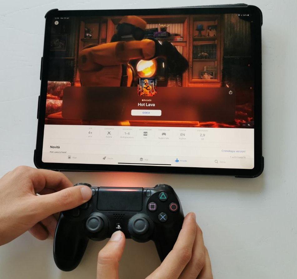 Come collegare un controller Xbox e PS4 ad iPhone, Apple TV e Mac con iOS 13, iPadOS, tvOS e Catalina