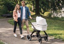 Il passeggino diventa elettrico con Bosh: un aiuto per passeggiare col bebè