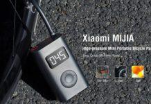 La pompa elettrica per biciclette Mijia in sconto di oltre il 50%