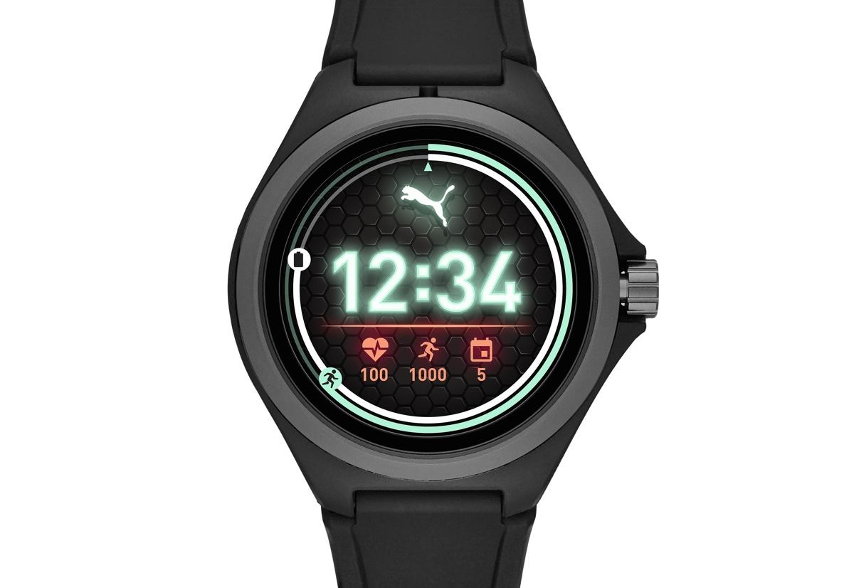 A IFA 2019 Fossil presenta PUMA Sport, lo smartwatch per sportivi