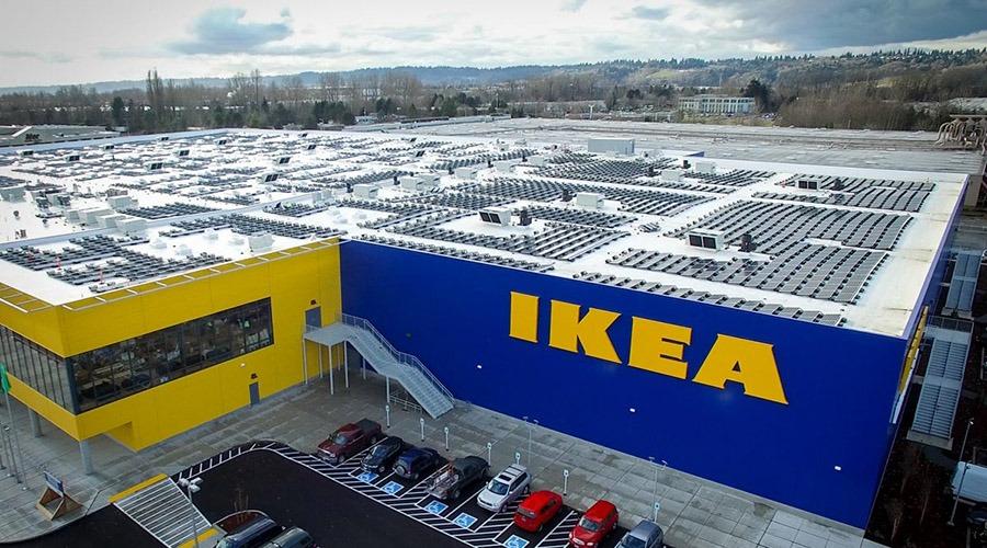 Dal 2020 IKEA produrrà più energia di quanta ne ha bisogno