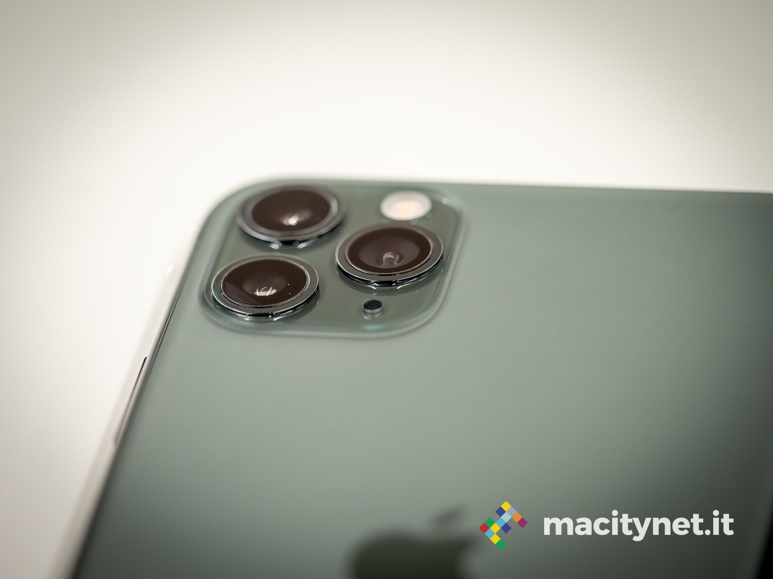 Recensione iPhone Pro 11 - la fotocamera