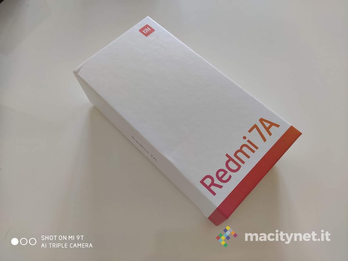 Prime impressioni Redmi 7A, il muletto (quasi) tutto fare