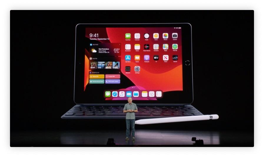 Nuovo iPad 10,2 pollici