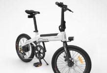 HIMO C20, la bici elettrica Xiaomi con ottime caratteristiche è in sconto del 35%