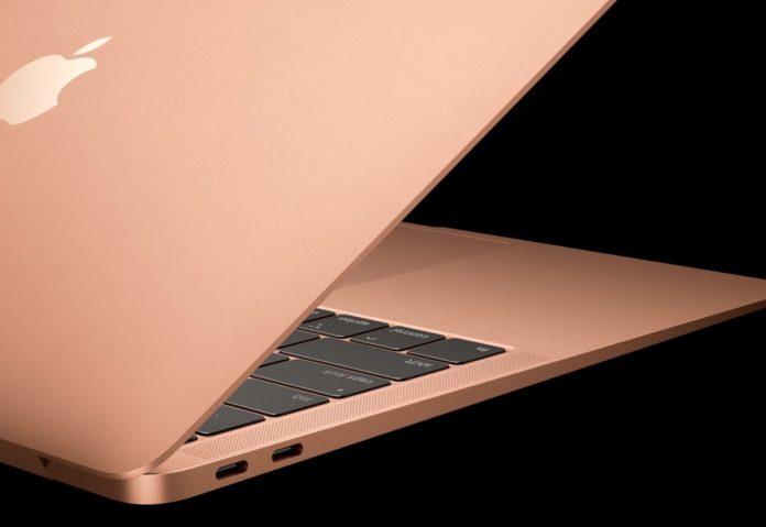 L'offerta che non si può rifiutare: MacBook Air 256 GB oro a 1199 €