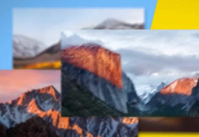 Una passeggiata in California per ricreare le foto degli sfondi di macOS