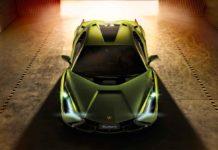 Lamborghini Sián: supersportiva ibira in edizione limitata