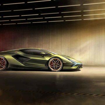 Lamborghini Sián: supersportiva ibrida in edizione limitata