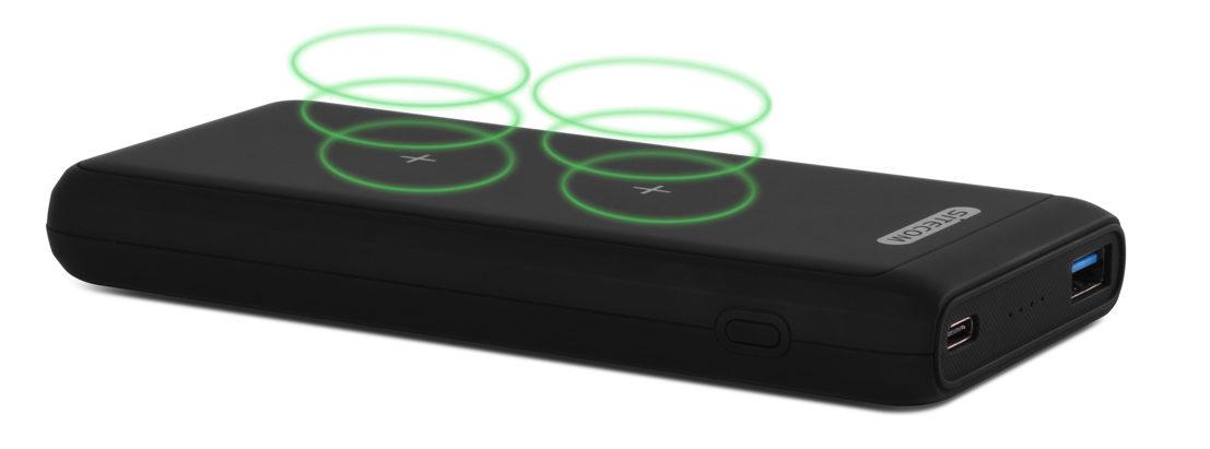 Visto@IFA2019, due soluzioni di ricarica wireless in una da Sitecom