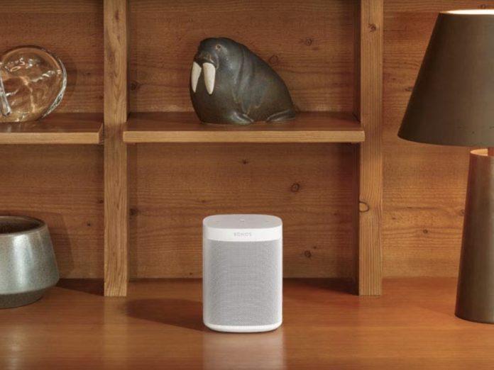 Arriva Sonos One SL, togliete il microfono a Sonos One e risparmiate con il wireless multi stanza