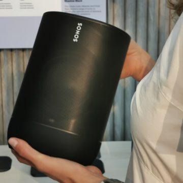 Sonos Move primo contatto: la galleria fotografica con tutti i segreti