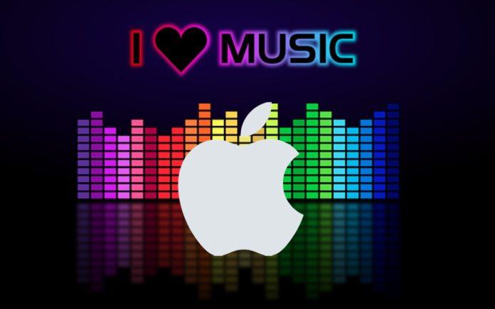 Apple Music dedica una playlist alla musica degli spot Apple