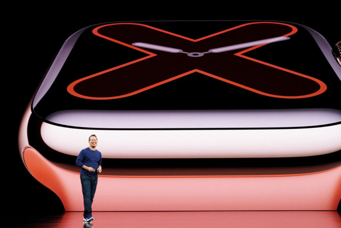 Apple Watch 5: lo schermo è sempre acceso e ha la bussola