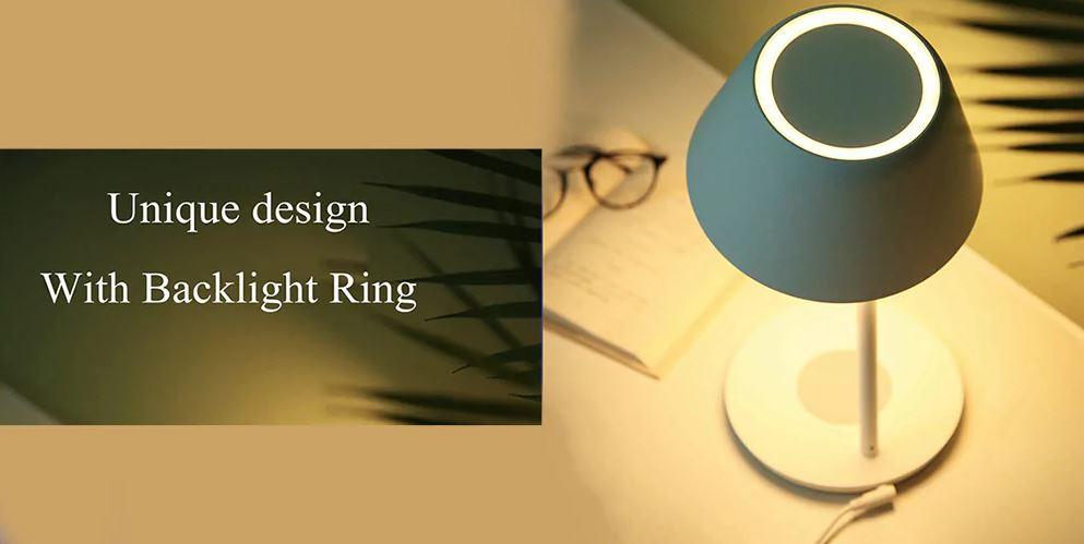 In sconto con coupon l'elegante Yeelight Star, la lampada da scrivania smart e minimale