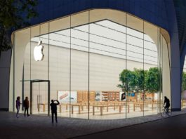 Apple nel Regno Unito è considerata l'azienda migliore dove lavorare