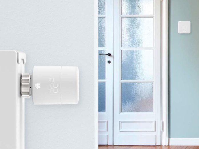In offerta Amazon la valvola termostatica tado° + hub v3 per risparmiare in condominio