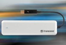 Transcend JetDrive 855 SSD, recensione dell'unità SSD velocissima e pratica per Mac