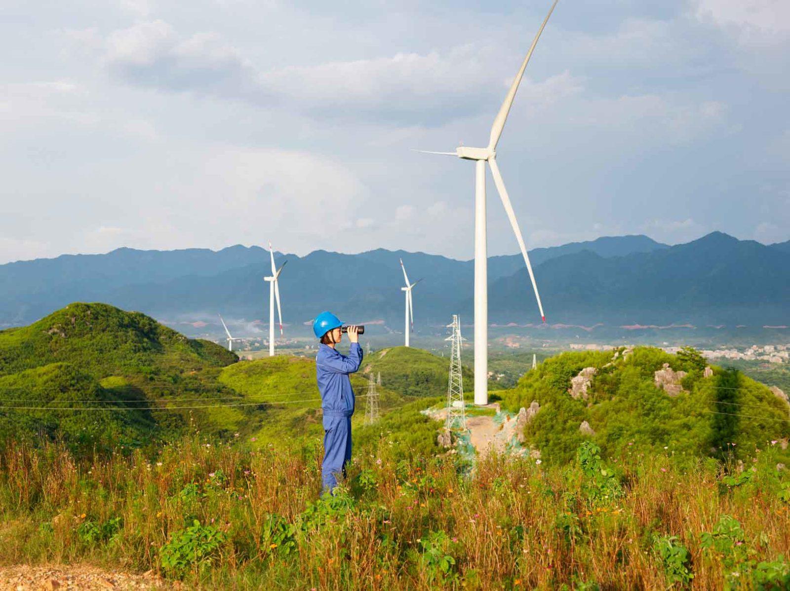 Il fondo cinese di Apple per l'energia pulita finanzia tre parchi eolici